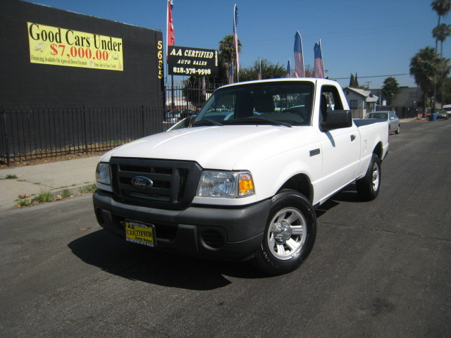 2010 Ford Ranger XL 2WD