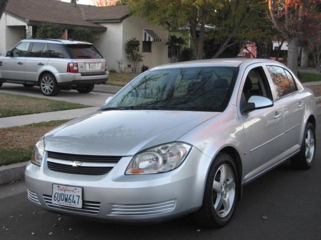 2009 Chevrolet Cobalt LT2 Sedan