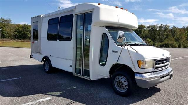 1997 Ford Econoline E350 Super Duty Extended