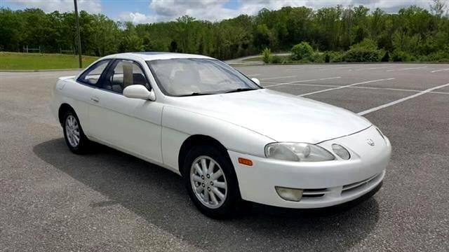 1993 Lexus SC 300/400 SC 400