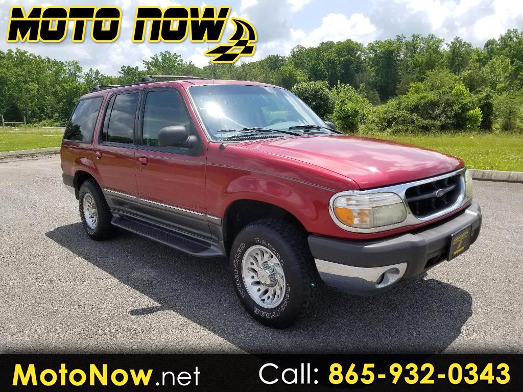 2000 Ford Explorer XLT 4WD