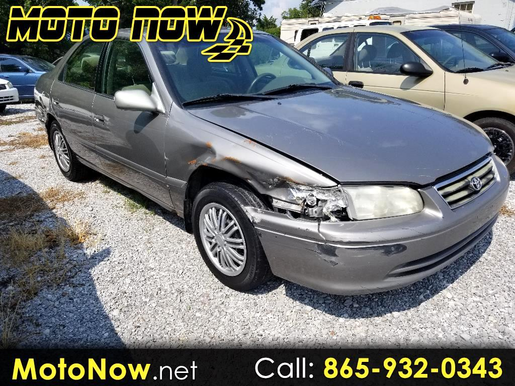 2001 Toyota Camry 4dr Sdn CE Auto