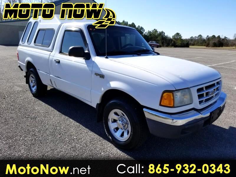 2001 Ford Ranger XLT 2.5 2WD