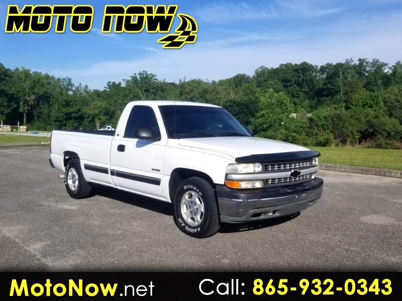 1999 Chevrolet Silverado 1500 Regular Cab Short Bed 2WD