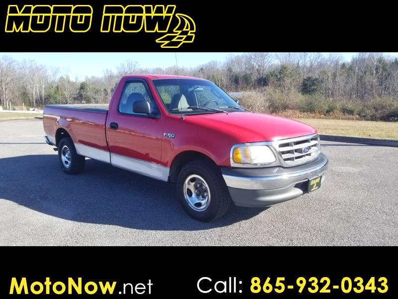Ford F-150 Reg. Cab Long Bed 2WD 2002