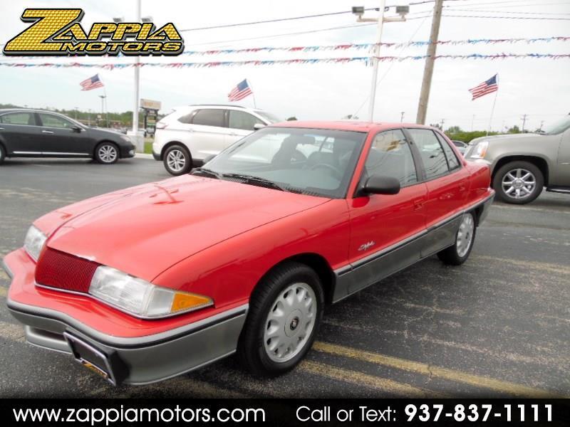 1994 Buick Skylark Gran Sport sedan
