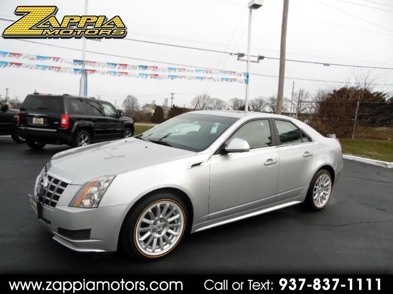 Cadillac CTS Luxury AWD 2013