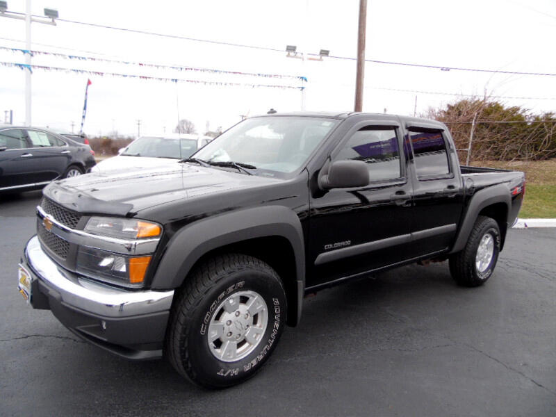 Chevrolet Colorado Z71 Crew Cab 2WD 2004