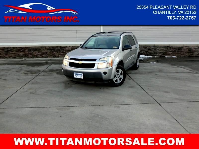 Chevrolet EQUINOX LT Base 2006