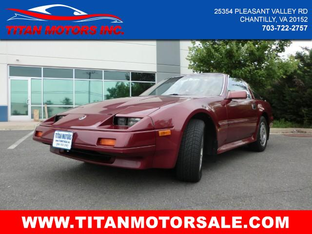 1986 Nissan 300ZX T-Roof coupe
