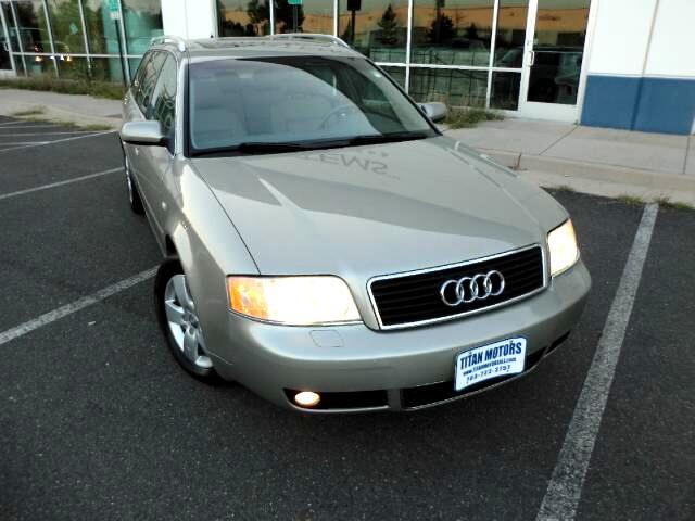 Audi A6 Avant 3.0 2002