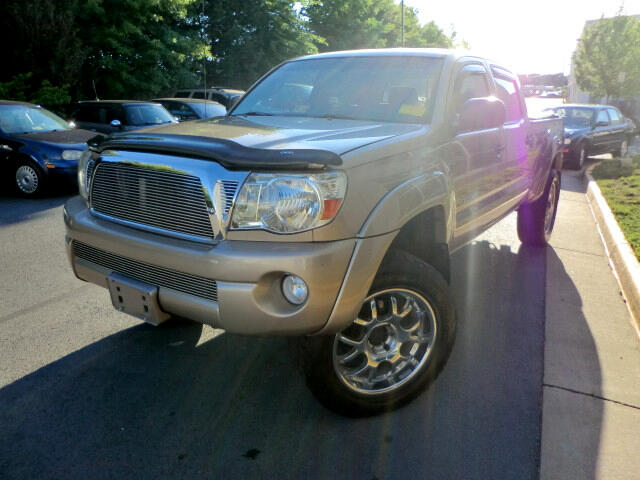 2006 Toyota Tacoma 4WD Double Cab V6 AT TRD Pro (Natl)