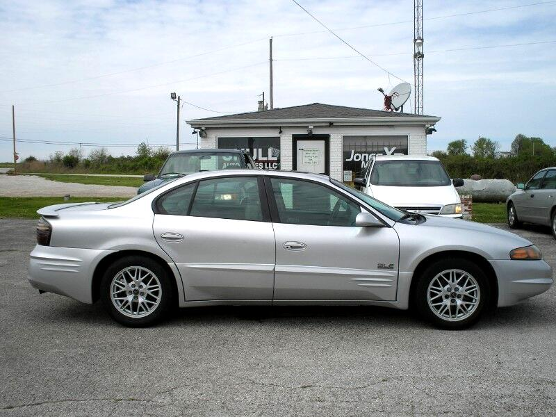 Pontiac Bonneville SLE 2000
