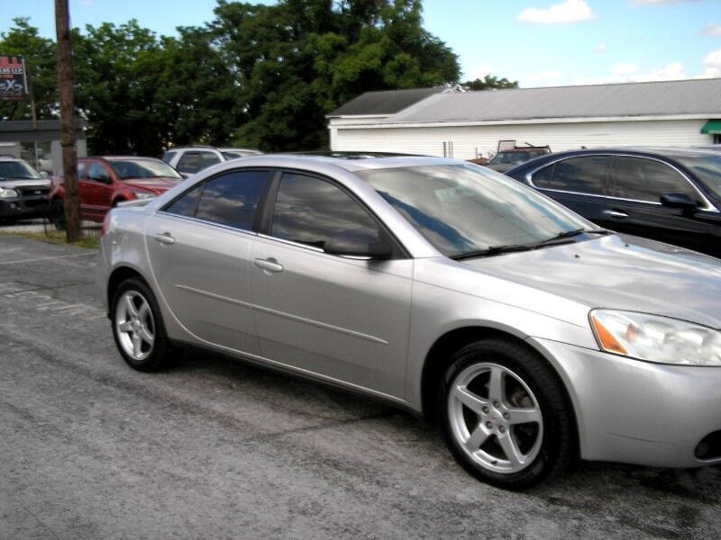Pontiac G6 Sedan 2007