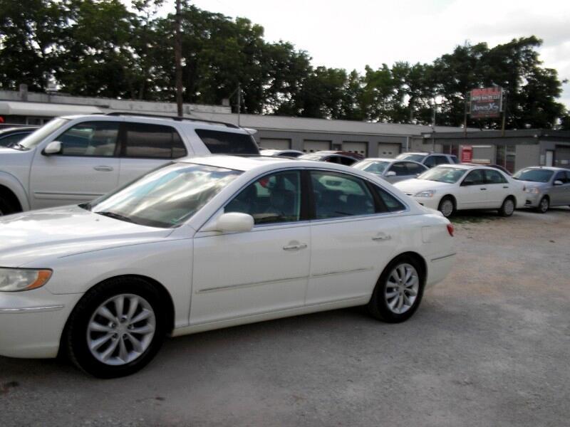 Hyundai Azera Limited 2007