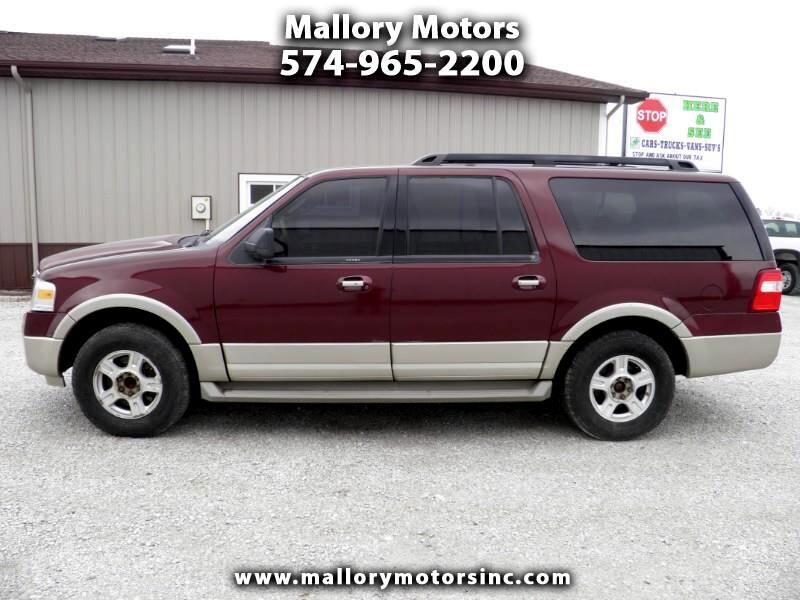 Ford Expedition EL Eddie Bauer 2WD 2010