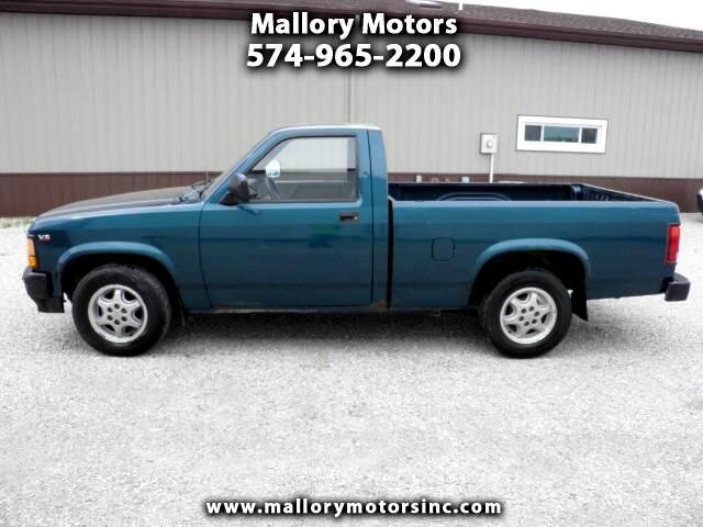 1995 Dodge Dakota WS Reg. Cab 6.5-ft. Bed 2WD