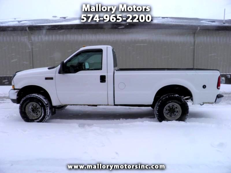 2003 Ford F-250 SD King Ranch Long Bed 4WD