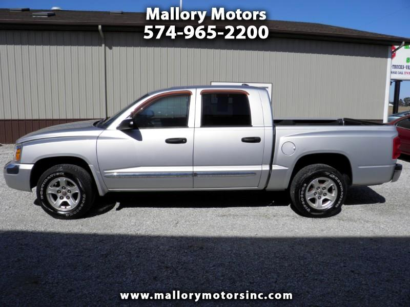 Dodge Dakota Laramie Quad Cab 2WD 2005