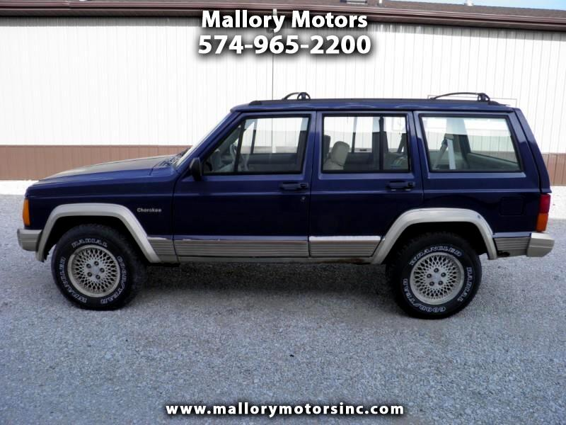 Jeep Cherokee Country 4-Door 2WD 1993