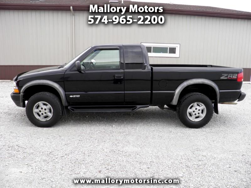 Chevrolet S10 Pickup LS Ext. Cab 4WD 1999