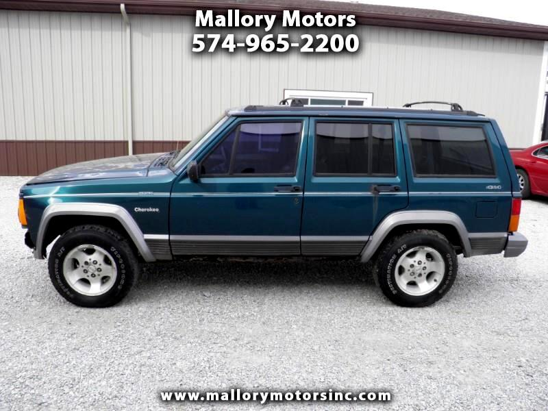 Jeep Cherokee Country 4-Door 4WD 1995