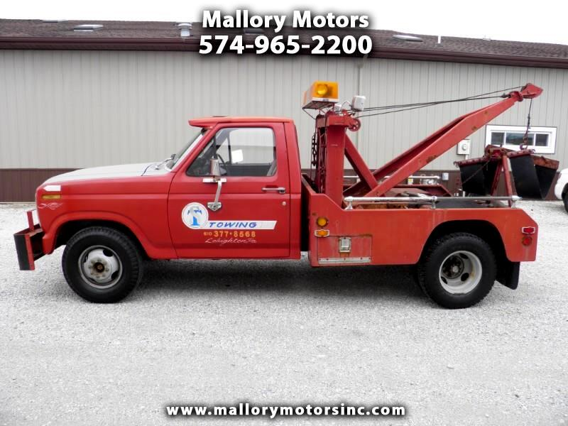 Ford Super Duty F-350 DRW  1980