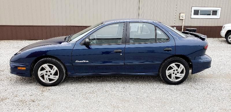 Pontiac Sunfire SE sedan 2001