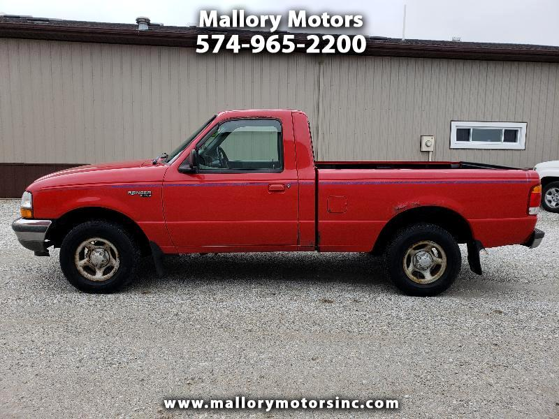 Ford Ranger XLT Reg. Cab Long Bed 2WD 1998