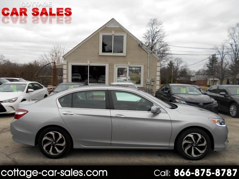 2016 Honda Accord EX Sedan w/ Honda Sensing