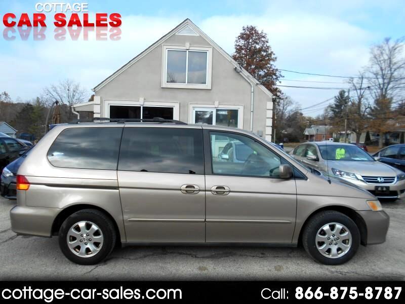 2003 Honda Odyssey EX-L w/ DVD