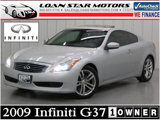 2009 Infiniti G Coupe Journey 2dr 3.7L 64k Miles Lthr Navigation Backup