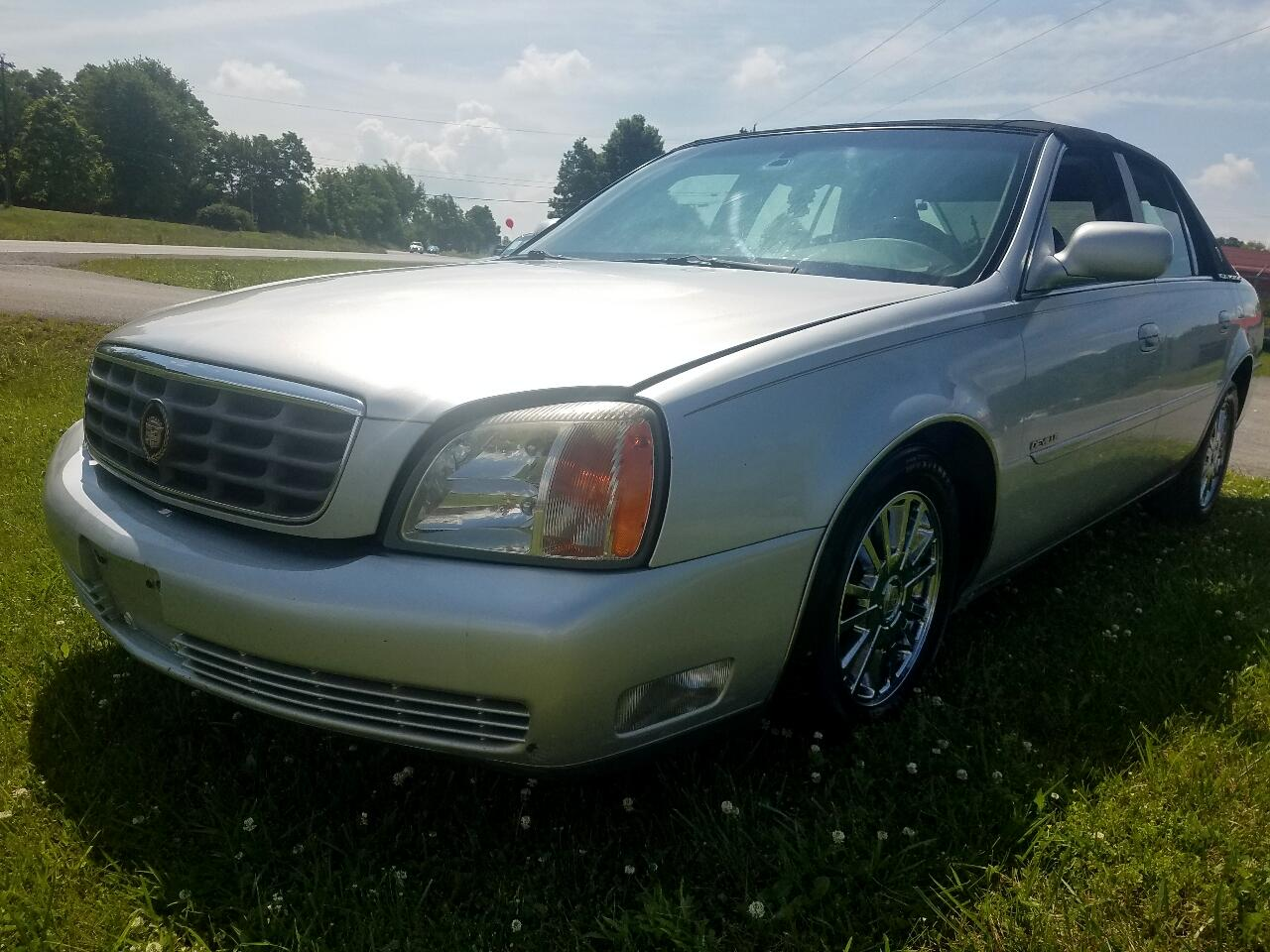 used 2001 cadillac deville dhs for sale in stanford ky 40484 150 auto sales 150 auto sales