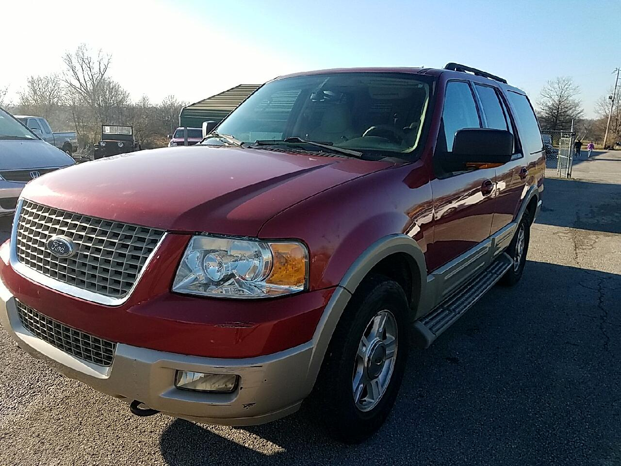 Ford Expedition Eddie Bauer 4WD 2006