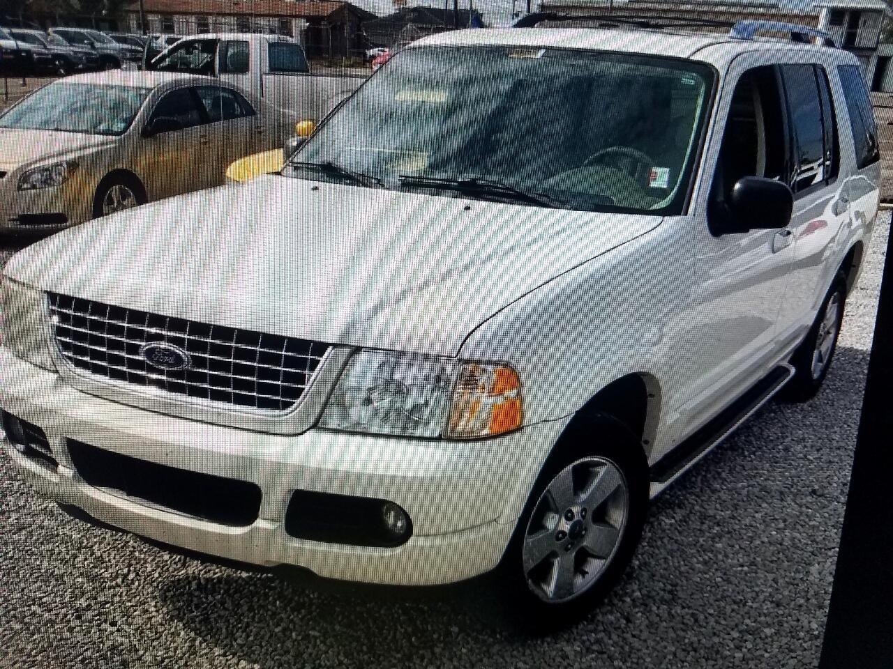 Ford Explorer Limited 4.0L 4WD 2003