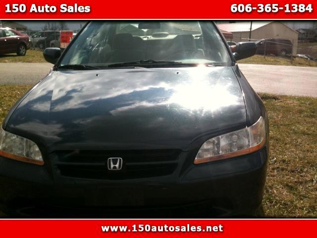 Honda Accord EX sedan 1999