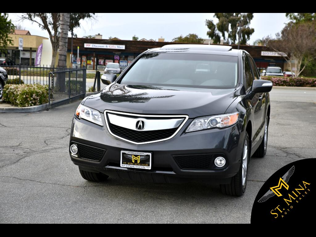 2014 Acura RDX 6-Spd AT w/ Technology Package