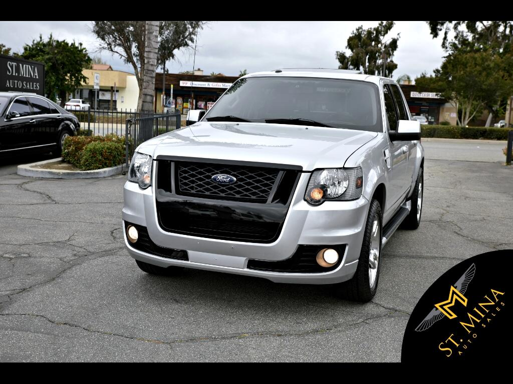 2010 Ford Explorer Sport Trac Adrenalin Limited