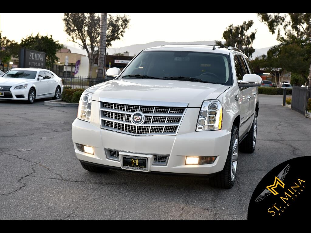 2014 Cadillac Escalade Platinum 2WD
