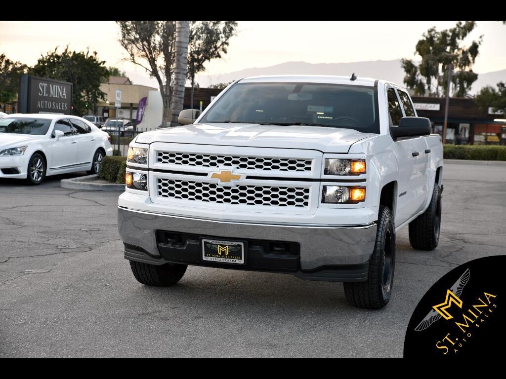 2014 Chevrolet Silverado 1500 1LT Crew Cab 4WD