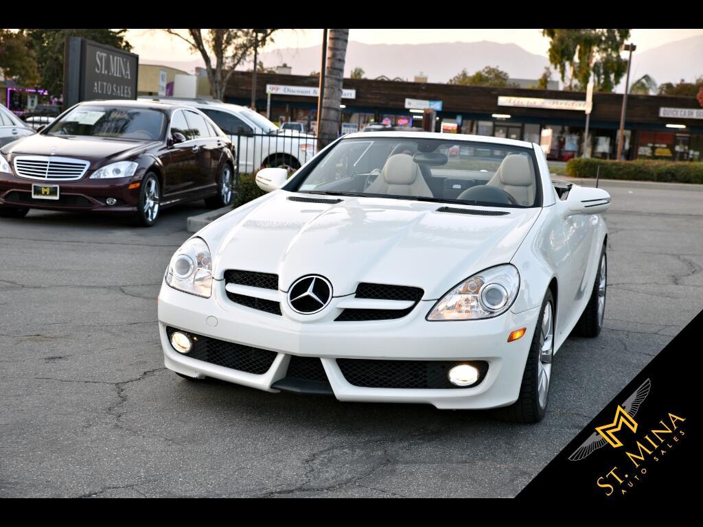 2009 Mercedes-Benz SLK SLK350