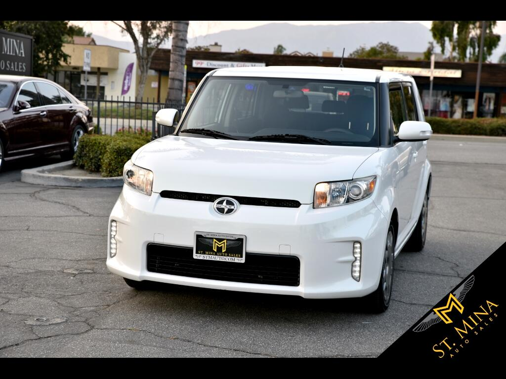 2014 Scion xB 10 Series Wagon AT