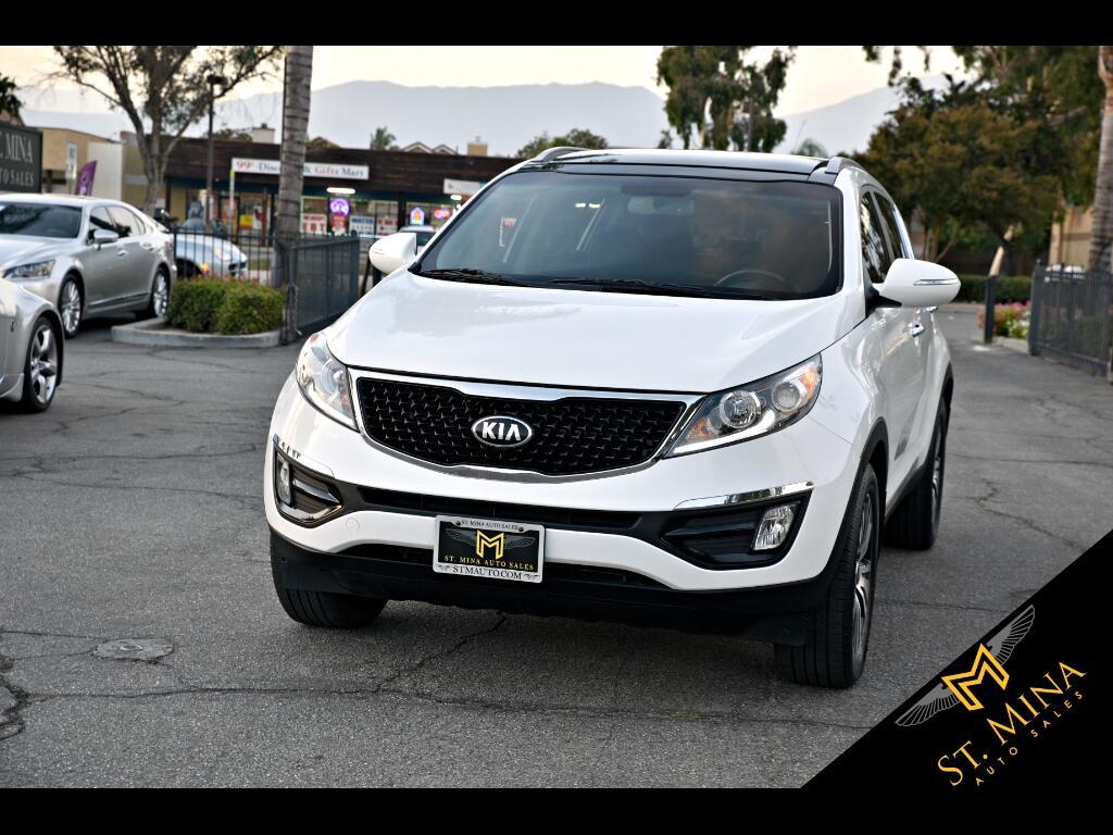 2015 Kia Sportage EX FWD