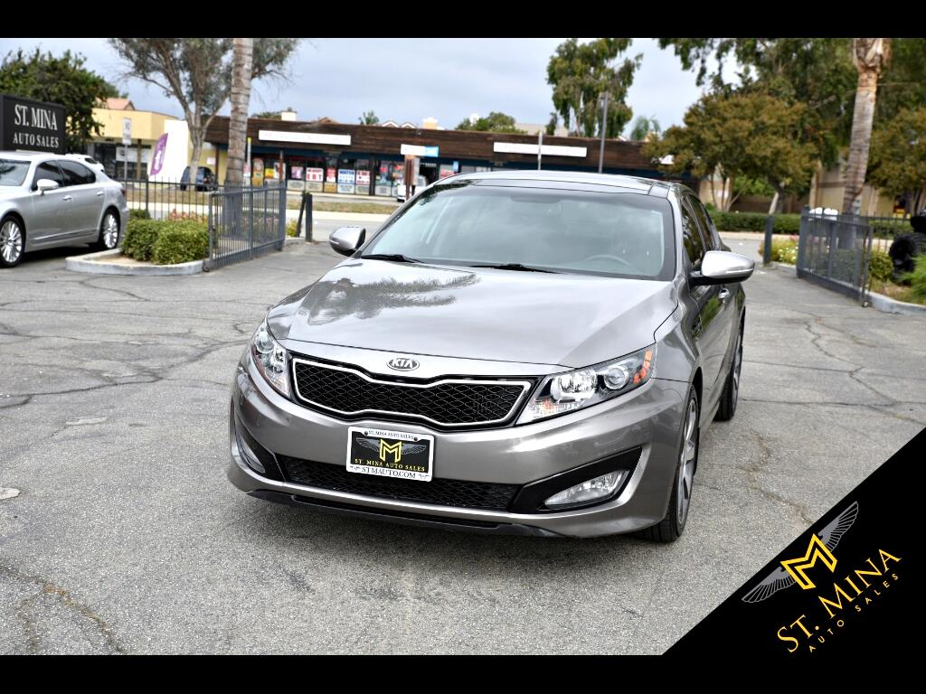 2013 Kia Optima SX Premium Touring Package