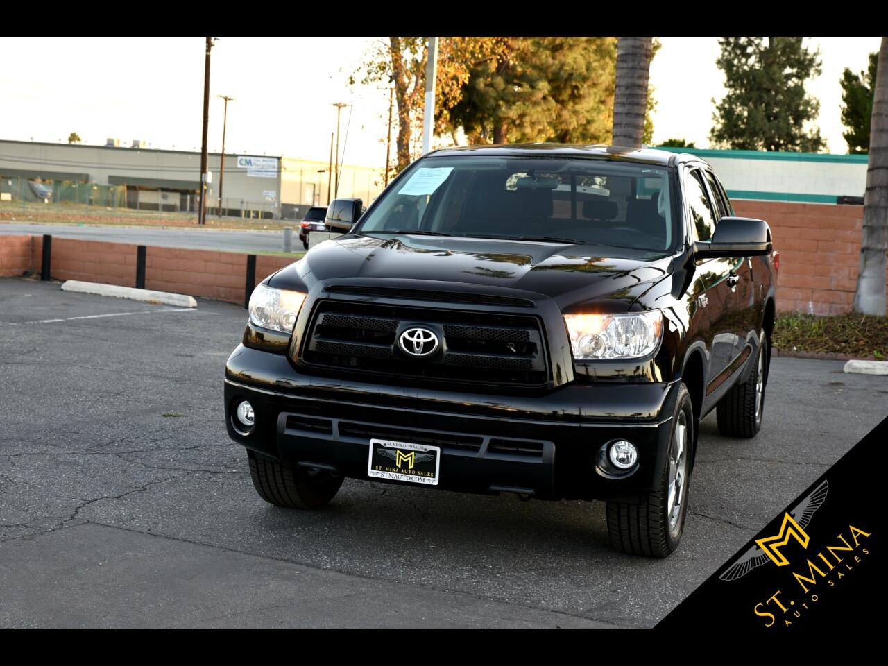 2010 Toyota Tundra Tundra TRD-Sport Couble Cab