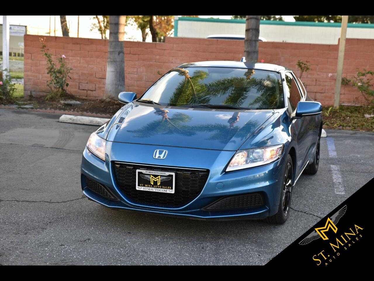 2014 Honda CR-Z Base CVT
