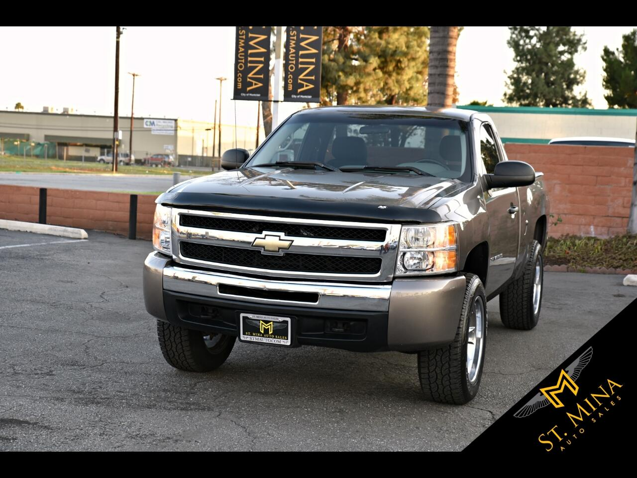 2013 Chevrolet Silverado 1500 Short Bed 4WD