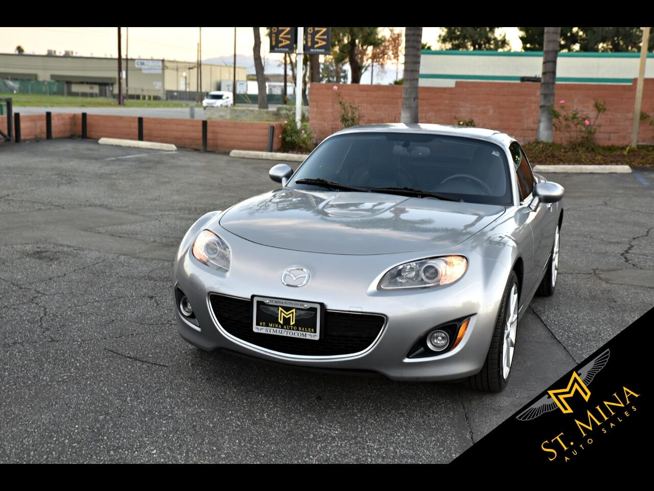 2012 Mazda MX-5 Miata Grand Touring Hard Top