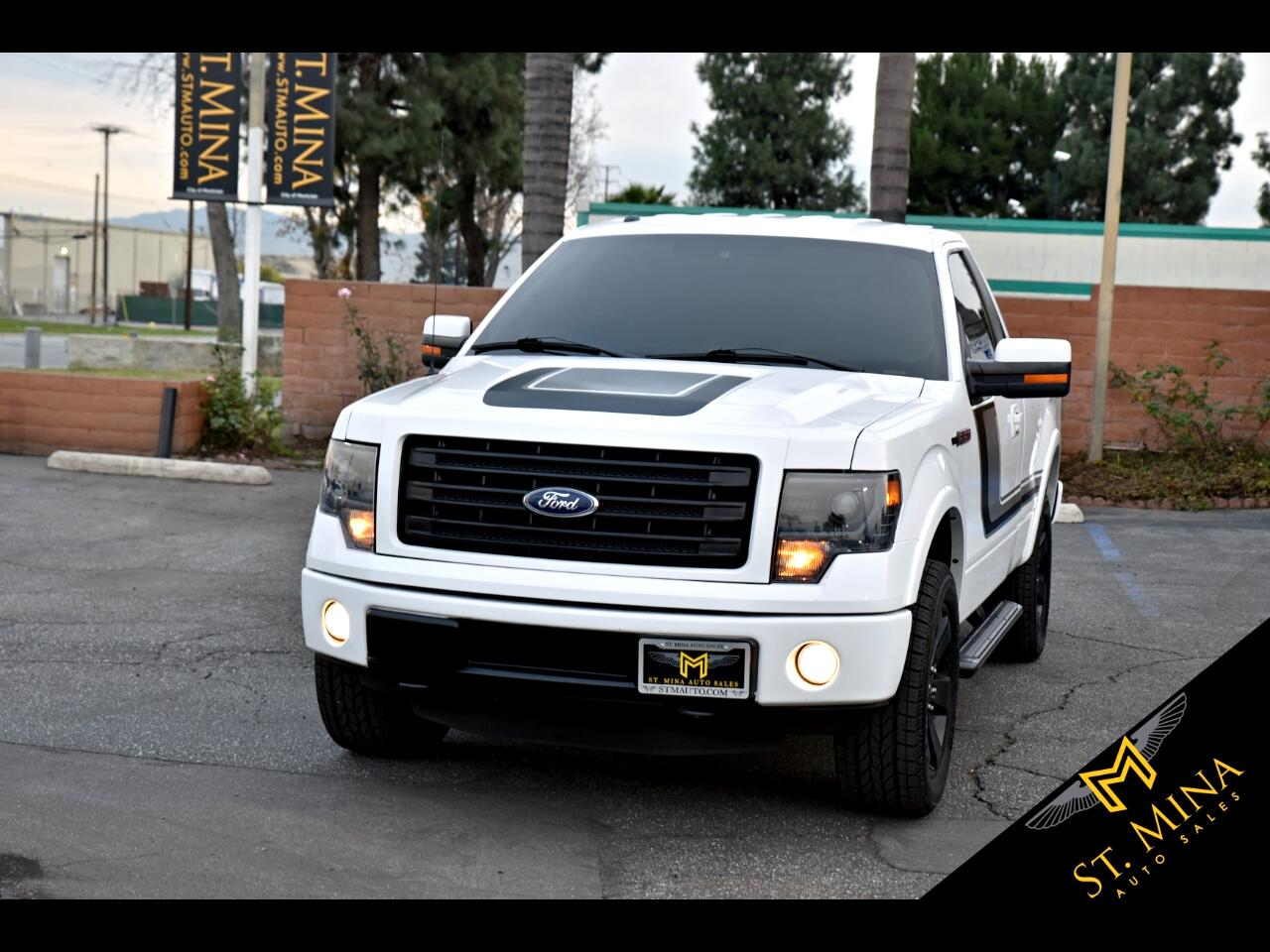 2014 Ford F-150 FX4 Tremor Regular Cab 4WD