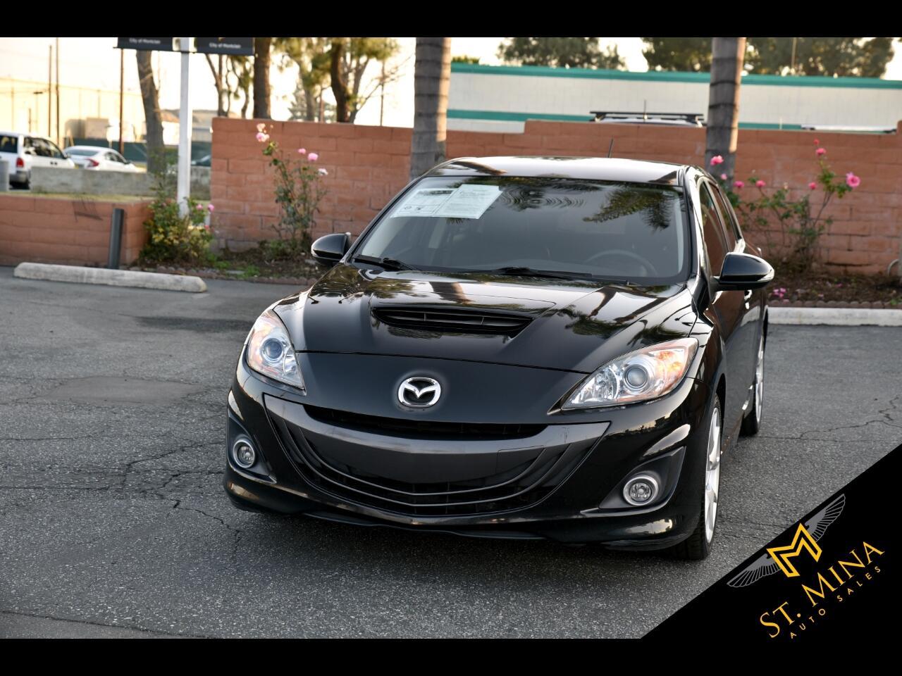 2010 Mazda MAZDA3 MAZDASPEED3